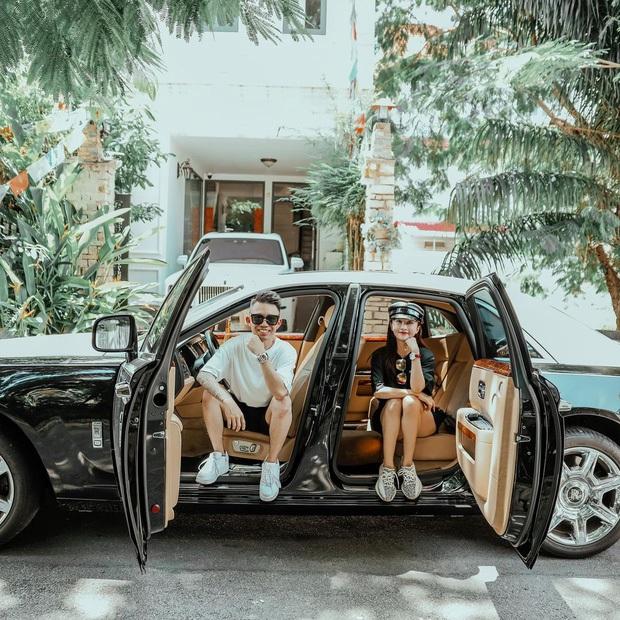 Minh Nhựa bóc mẽ Wowy mang giày độn, lão đại khuyên bạn giàu ngồi yên trong Roll Royce đi - Ảnh 3.