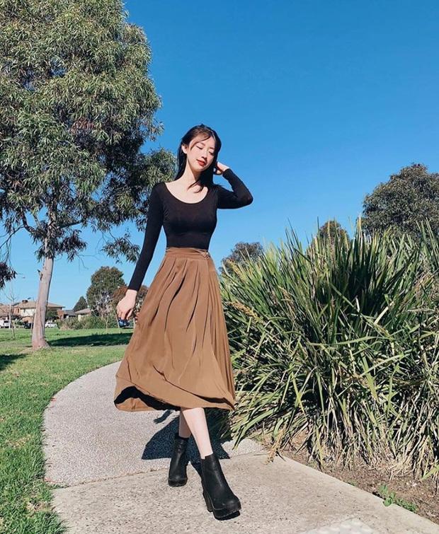 Trời trở gió, tăm tia sắm ngay áo dài tay và cách mix đồ ổn áp để có style đơn giản mà nịnh mắt  - Ảnh 11.