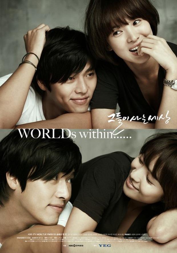 Phim rating kỷ lục giúp cả dàn sao đổi đời: Bae Yong Joon, Choi Ji Woo hóa ông hoàng bà chúa, Song Hye Kyo chưa thị phi bằng Á hậu tù tội - Ảnh 11.