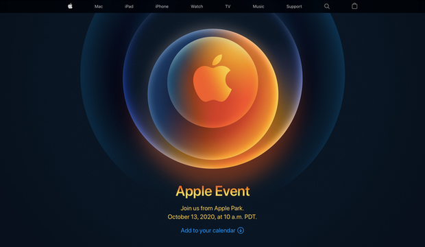 Nóng: Apple chính thức thông báo ngày ra mắt iPhone 12 - Ảnh 1.
