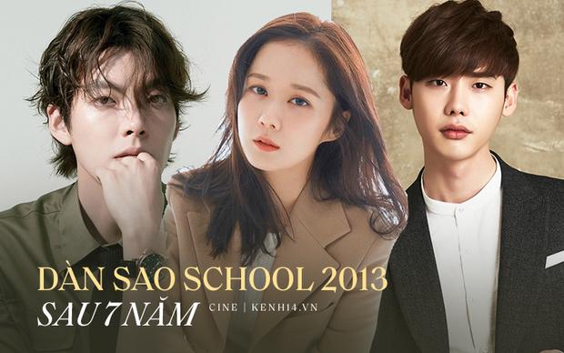 Dàn sao School 2013 sau 7 năm: Kim Woo Bin bỏ lỡ thời hoàng kim để chữa ung thư, Jang Nara trẻ hoài trẻ mãi như ma cà rồng? - Ảnh 1.