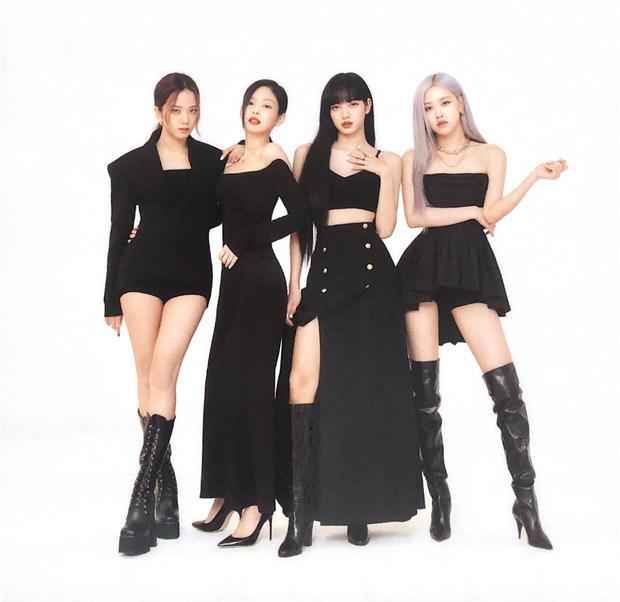 Doanh số album tuần đầu của BLACKPINK khiến Knet choáng: Trên cơ toàn bộ idol nữ, đạt đẳng cấp ngang nhóm nam rồi! - Ảnh 7.