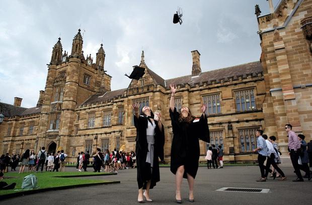 Sinh viên quốc tế trở lại Australia trong tháng 10 - Ảnh 1.
