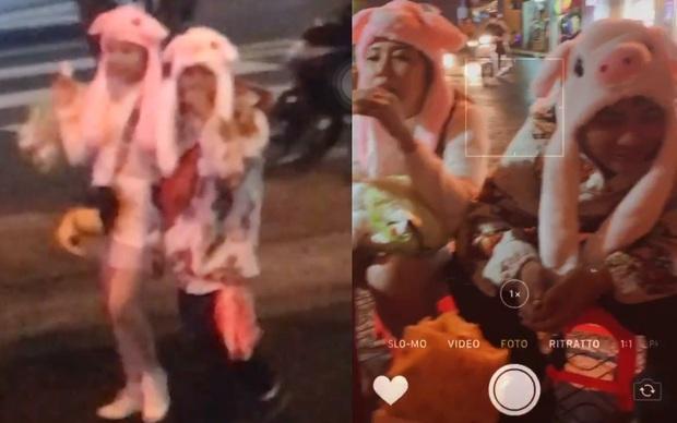 """HOT: Hoài Lâm lộ ảnh mặc đồ đôi với gái lạ ở Đà Lạt sau 3 tháng ly hôn, giới thiệu là """"người yêu"""" với mẹ ruột trên livestream - Ảnh 3."""