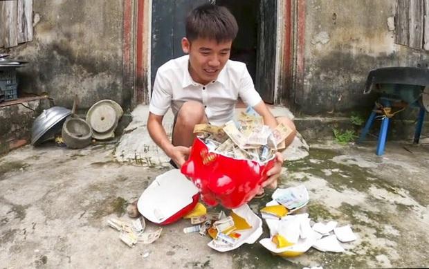 Con trai Bà Tân Vlog quay video dạy cách trộm tiền heo đất, Sở Thông tin và Truyền thông Bắc Giang vào cuộc - Ảnh 2.