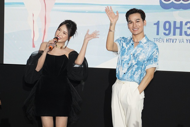 Ra mắt show hẹn hò Vô Lăng Tình Yêu: Nam Em tái xuất, hot girl bắp cần bơ trổ tài thả thính - Ảnh 2.