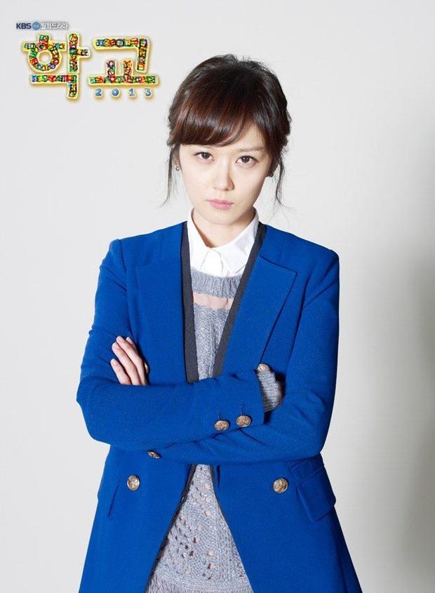 Dàn sao School 2013 sau 7 năm: Kim Woo Bin bỏ lỡ thời hoàng kim để chữa ung thư, Jang Nara trẻ hoài trẻ mãi như ma cà rồng? - Ảnh 3.