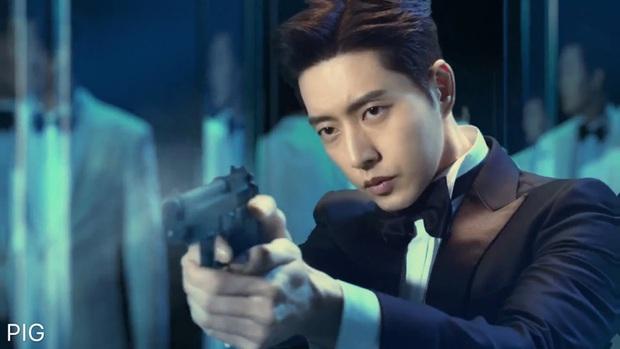 10 lần sao Hàn gặp tai nạn nghiêm trọng ở phim trường: Lee Min Ho bay móng chân vì lao vào bùn, Kim Hae Ae xém bị sóng cuốn mất xác - Ảnh 7.