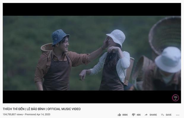 16 MV Vpop cán mốc 100 triệu view trong năm 2020: Sơn Tùng, Min và Lou Hoàng lập cú đúp; Hoài Lâm và Erik nhanh như gắn tên lửa - Ảnh 23.