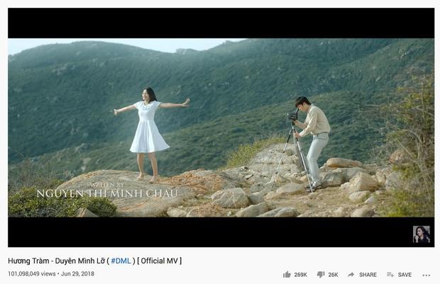 16 MV Vpop cán mốc 100 triệu view trong năm 2020: Sơn Tùng, Min và Lou Hoàng lập cú đúp; Hoài Lâm và Erik nhanh như gắn tên lửa - Ảnh 29.