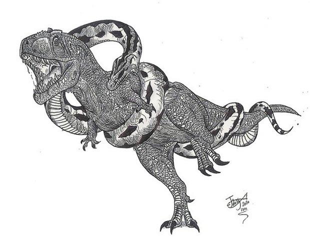 Vì sao 1/3 nhân loại lại sợ rắn và sự thật về những loài bò sát khổng lồ từng xơi tái cá voi và khủng long thời tiền sử - Ảnh 3.