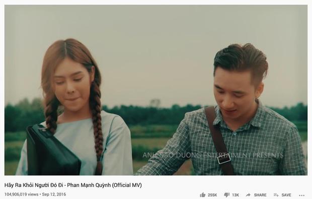 16 MV Vpop cán mốc 100 triệu view trong năm 2020: Sơn Tùng, Min và Lou Hoàng lập cú đúp; Hoài Lâm và Erik nhanh như gắn tên lửa - Ảnh 11.