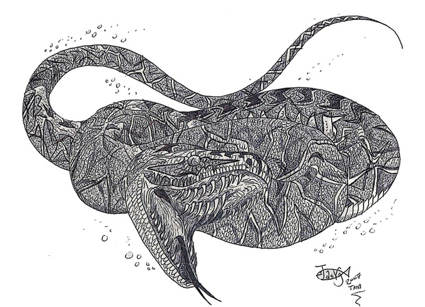Vì sao 1/3 nhân loại lại sợ rắn và sự thật về những loài bò sát khổng lồ từng xơi tái cá voi và khủng long thời tiền sử - Ảnh 9.