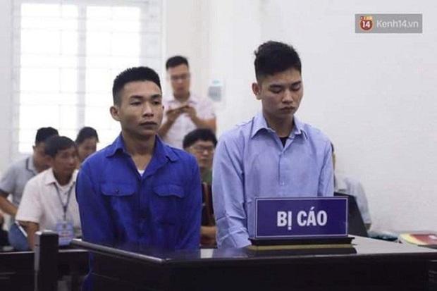Mẹ thất thần trong phiên xử nam sinh chạy Grab bị sát hại, cướp tài sản ở Hà Nội: Tôi đã không còn nước mắt để khóc nữa rồi - Ảnh 9.