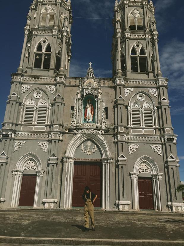 Phát hiện thiên đường của các nhà thờ đẹp như châu Âu ngay tại Nam Định, chụp ảnh sống ảo thì cứ gọi là nhất - Ảnh 6.
