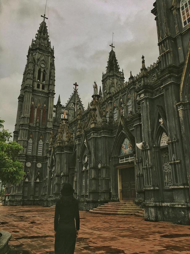 Phát hiện thiên đường của các nhà thờ đẹp như châu Âu ngay tại Nam Định, chụp ảnh sống ảo thì cứ gọi là nhất - Ảnh 2.