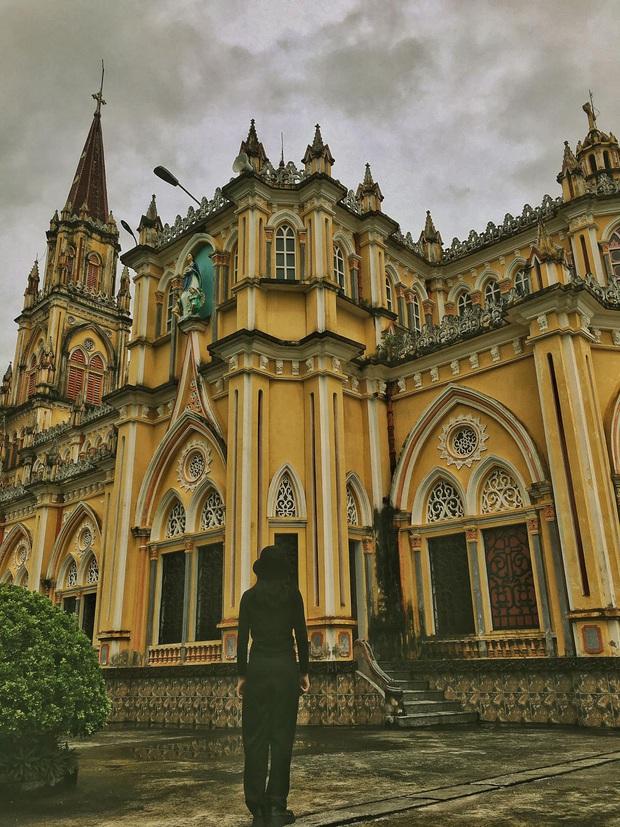 Phát hiện thiên đường của các nhà thờ đẹp như châu Âu ngay tại Nam Định, chụp ảnh sống ảo thì cứ gọi là nhất - Ảnh 3.