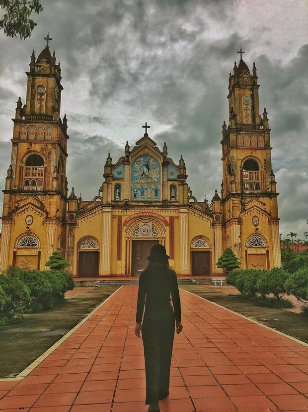 Phát hiện thiên đường của các nhà thờ đẹp như châu Âu ngay tại Nam Định, chụp ảnh sống ảo thì cứ gọi là nhất - Ảnh 4.