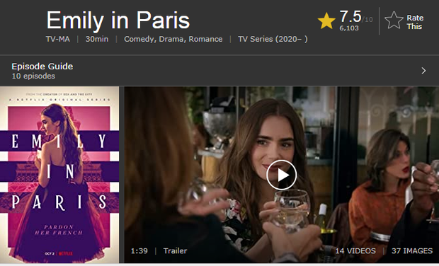 Emily Ở Paris khiến mọt phim Việt chia phe 9 người 10 ý: Món ăn liền thanh tẩy đầu óc tại chỗ nhưng ý nghĩa sâu sắc thì chưa chắc? - Ảnh 11.