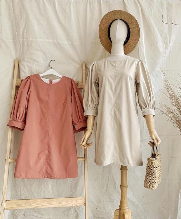 11 mẫu váy dài tay nền nã thích hợp cho ngày se lạnh, diện lên là chỉ có xinh lịm tim - Ảnh 13.