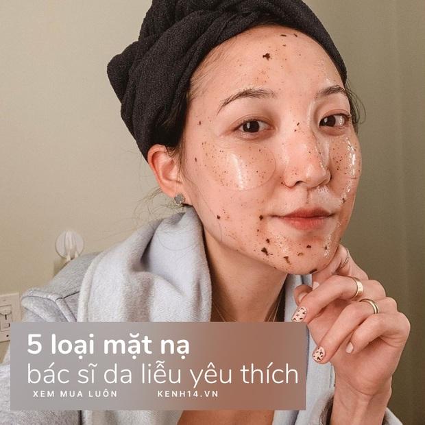 Bác sĩ da liễu chỉ ra 5 loại mặt nạ chất lượng, thu nhỏ lỗ chân lông và cấp ẩm cực đỉnh - Ảnh 1.
