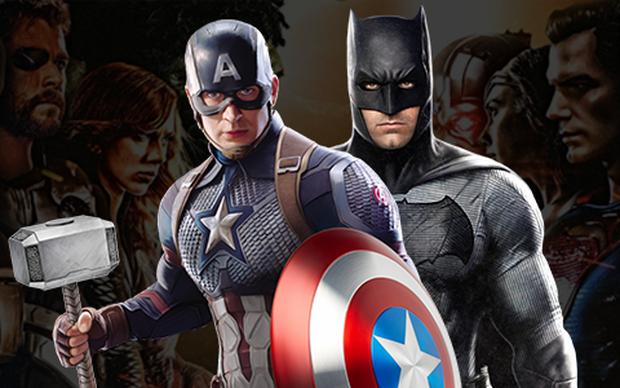 Hội siêu anh hùng Marvel và DC kéo bầy đi cứu thế giới tận 12 lần ở 16 tháng tới, mọt phim chuẩn bị cháy túi từ giờ đi là vừa! - Ảnh 5.