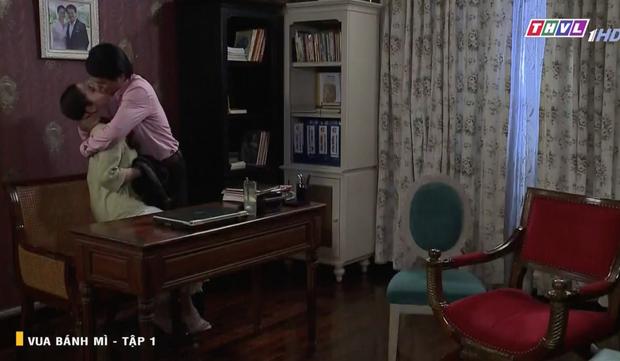 4 logic ngang ngược ở phim Việt: Giấu vợ lên giường với người yêu đầu thì không bị tính là ngoại tình nha! - Ảnh 4.