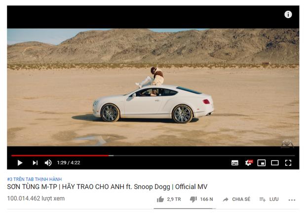 10 MV Vpop cán mốc 100 triệu view nhanh nhất: Sơn Tùng M-TP, Jack và K-ICM chiếm sóng, 2 cái tên không ai ngờ tới lại lọt top! - Ảnh 2.