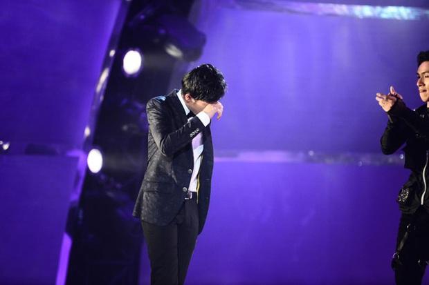 Những lần Trấn Thành gây chú ý vì rơi nước mắt trên sóng truyền hình - Ảnh 11.