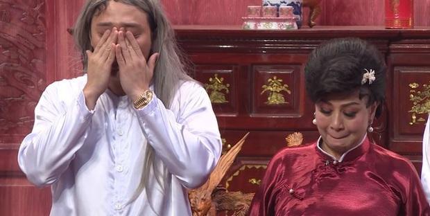 Những lần Trấn Thành gây chú ý vì rơi nước mắt trên sóng truyền hình - Ảnh 7.