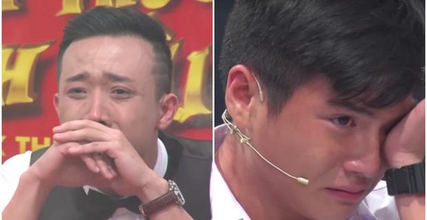 Những lần Trấn Thành gây chú ý vì rơi nước mắt trên sóng truyền hình - Ảnh 9.