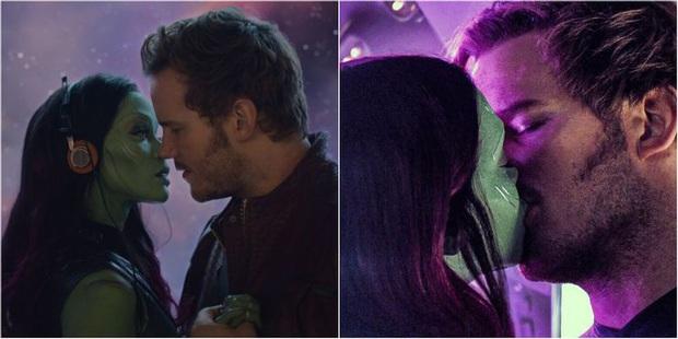 5 nụ hôn nóng mắt nhất phim Marvel: Đội trưởng Mỹ khiến fan trợn tròn vì khoá môi cháu gái bồ cũ? - Ảnh 5.