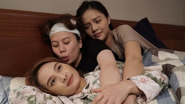 4 logic ngang ngược ở phim Việt: Giấu vợ lên giường với người yêu đầu thì không bị tính là ngoại tình? - Ảnh 8.