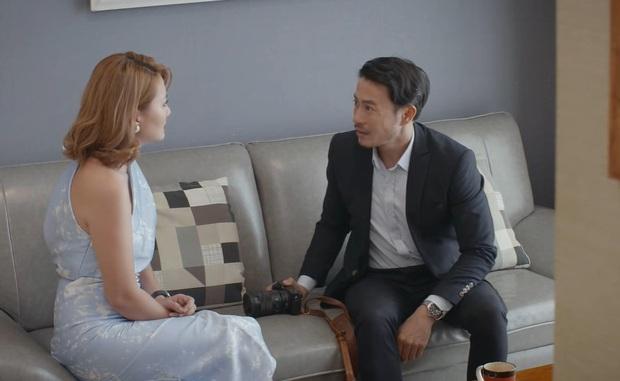 4 logic ngang ngược ở phim Việt: Giấu vợ lên giường với người yêu đầu thì không bị tính là ngoại tình? - Ảnh 1.