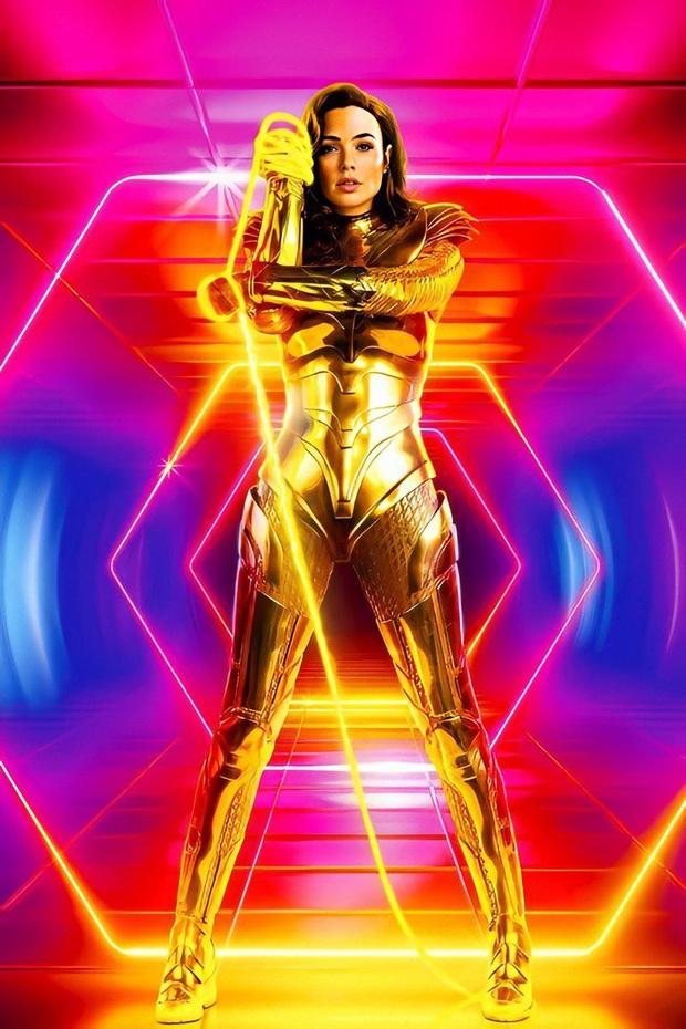 Hết Mulan lại Black Widow, giờ đến chị đại Wonder Woman cũng biến thành phim chiếu mạng? - Ảnh 1.