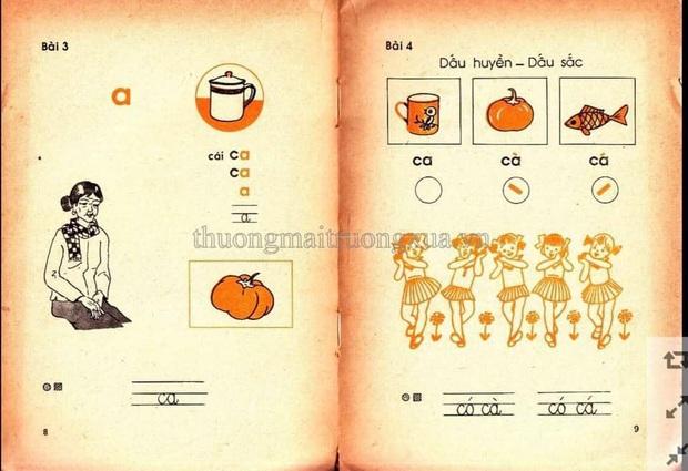 Sách giáo khoa Tiếng Việt 30 năm trước bỗng sốt xình xịch trở lại, đọc 1 trang là thấy cả tuổi thơ ùa về! - Ảnh 2.