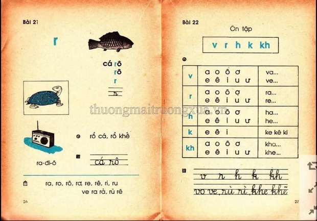 Sách giáo khoa Tiếng Việt 30 năm trước bỗng sốt xình xịch trở lại, đọc 1 trang là thấy cả tuổi thơ ùa về! - Ảnh 10.