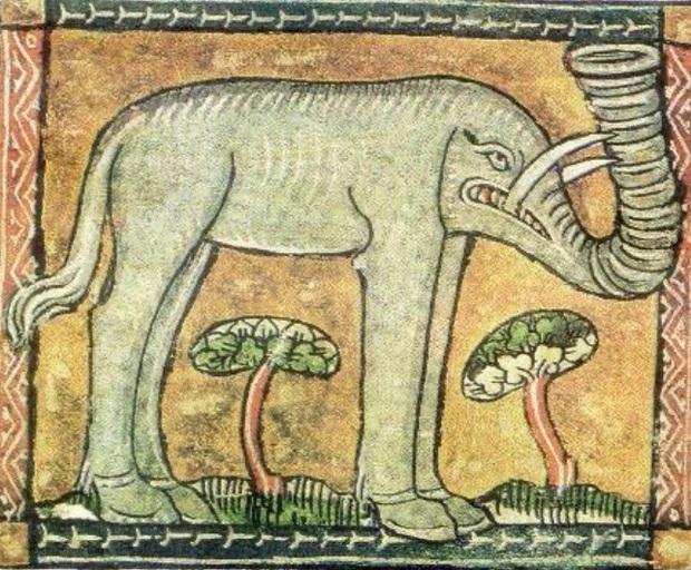 Khi họa sĩ thời Trung Cổ trổ tài vẽ lại động vật qua lời kể, con nào cũng sai trái hết hồn luôn - Ảnh 7.