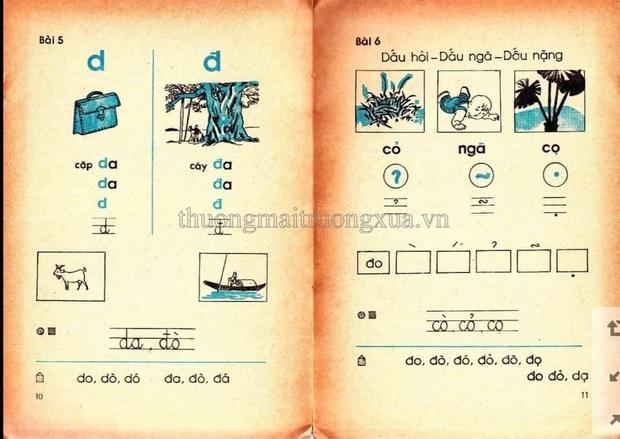 Sách giáo khoa Tiếng Việt 30 năm trước bỗng sốt xình xịch trở lại, đọc 1 trang là thấy cả tuổi thơ ùa về! - Ảnh 3.