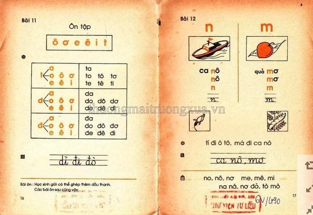 Sách giáo khoa Tiếng Việt 30 năm trước bỗng sốt xình xịch trở lại, đọc 1 trang là thấy cả tuổi thơ ùa về! - Ảnh 5.