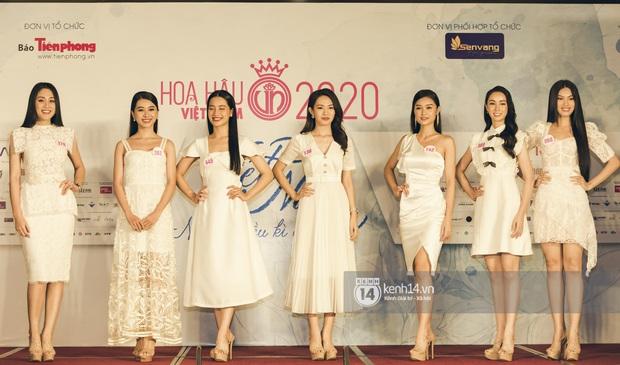 Loạt ảnh bóc hình thể thật của top 60 Hoa hậu Việt Nam 2020 trước đêm bán kết: Có thí sinh lộ body không như mơ! - Ảnh 2.
