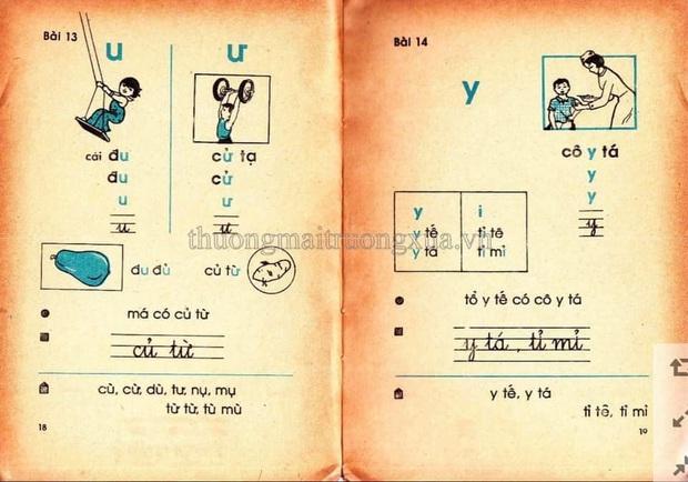 Sách giáo khoa Tiếng Việt 30 năm trước bỗng sốt xình xịch trở lại, đọc 1 trang là thấy cả tuổi thơ ùa về! - Ảnh 7.