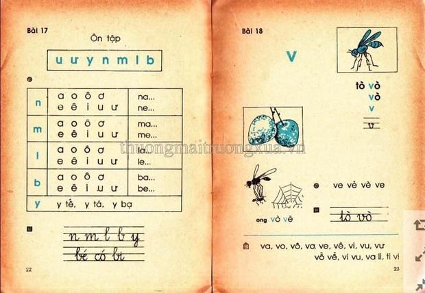 Sách giáo khoa Tiếng Việt 30 năm trước bỗng sốt xình xịch trở lại, đọc 1 trang là thấy cả tuổi thơ ùa về! - Ảnh 8.