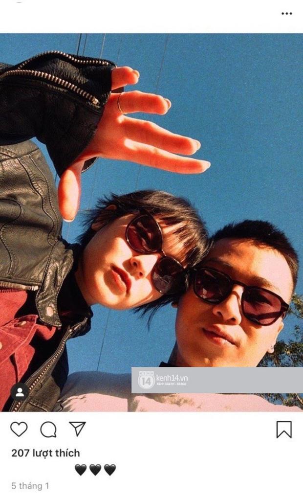 Thẳng tay xoá hết ảnh bồ trên Instagram, Hải Tú vẫn bị dân tình lần ra loạt khoảnh khắc tình tứ - Ảnh 5.