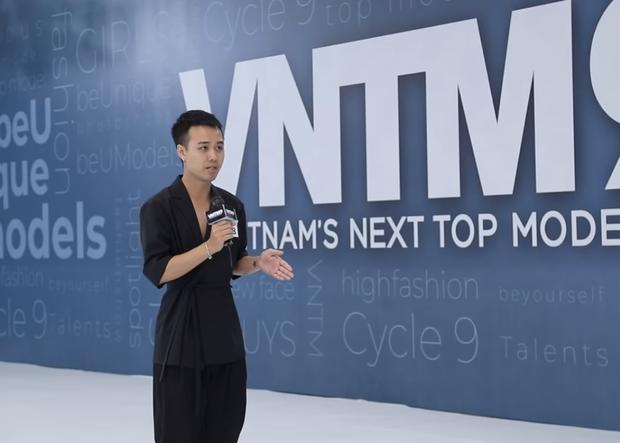 Next Top Model: Nam Trung khiến nam thí sinh sợ tới mức lắp bắp, rơi nước mắt - Ảnh 3.