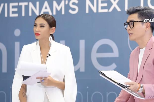Next Top Model: Nam Trung khiến nam thí sinh sợ tới mức lắp bắp, rơi nước mắt - Ảnh 5.