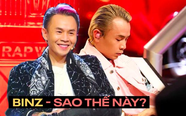 Chuyện gì đang xảy ra với Binz: Tranh cãi tại Rap Việt, nghi ngờ khả năng hát live và liên tiếp bị người dưng lôi vào những lùm xùm - Ảnh 2.