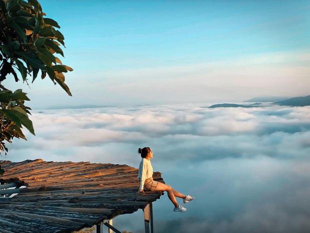 Khoảnh khắc chứng minh săn mây Đà Lạt đẹp hay không còn tuỳ vào… độ ăn ở của mỗi người, ai muốn đi thì đọc kỹ vài điều sau - Ảnh 1.