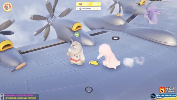 Giải mã Party Animals - Game thú đấm nhau cực hài hước mà Độ Mixi và hội Refund Gaming đang mê mệt - Ảnh 3.