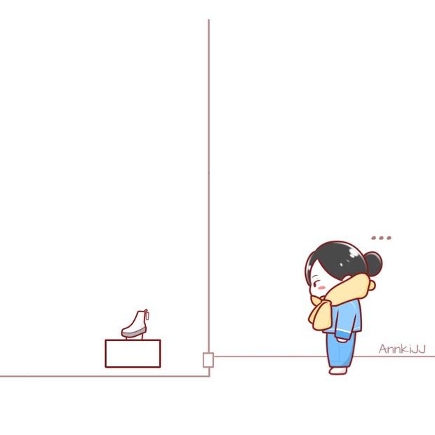 Khoảnh khắc Jennie đứng tần ngần trước cửa hàng được đào lại, đáng chú ý nhất là biểu cảm max cute khi không được mua  - Ảnh 8.